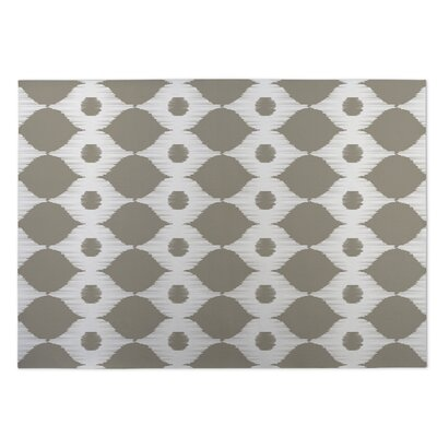 Forest Rain Indoor/Outdoor Doormat Color: Gray