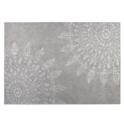 Pinwheel Heena Indoor/Outdoor Doormat Color: Gray