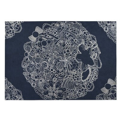 Adorned Utility Mat Rug Size: Rectangle 8 x 10