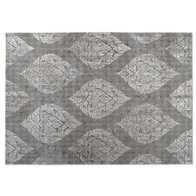 Ascent Gray Indoor/Outdoor Doormat Rug Size: 8 x 10