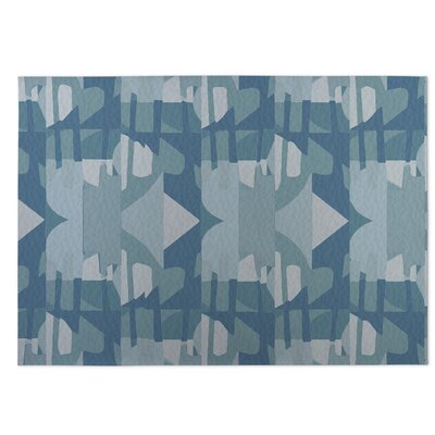Fragments Utility Mat Mat Size: Rectangle 5 x 7