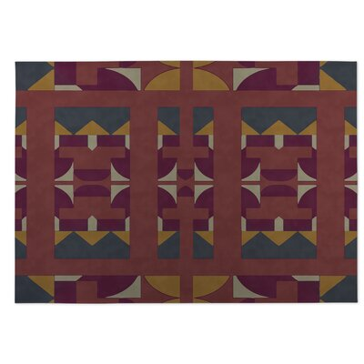 Utility Mat Mat Size: Rectangle 5 x 7