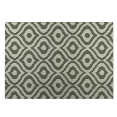 Green Indoor/Outdoor Doormat Rug Size: 8 x 10