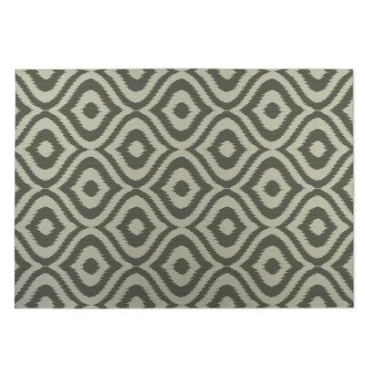 Green Indoor/Outdoor Doormat Rug Size: Rectangle 8 x 10