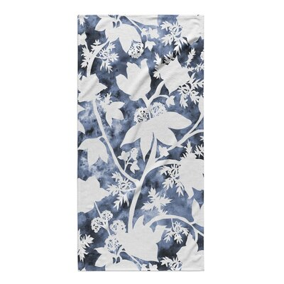 Arin Floral Bath Towel