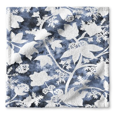 Arin Floral Wash Cloth