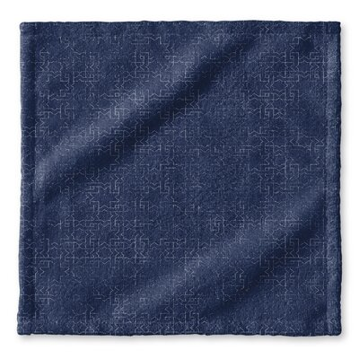 Grid Lock Wash Cloth