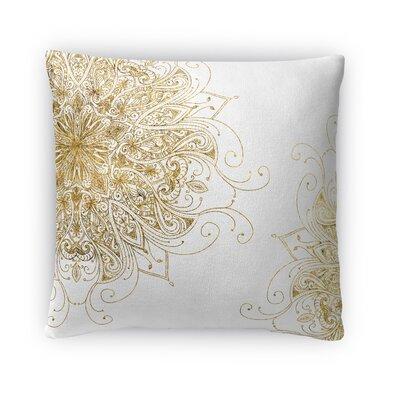Equinox Fleece Throw Pillow Size: 18 H x 18 W x 4 D