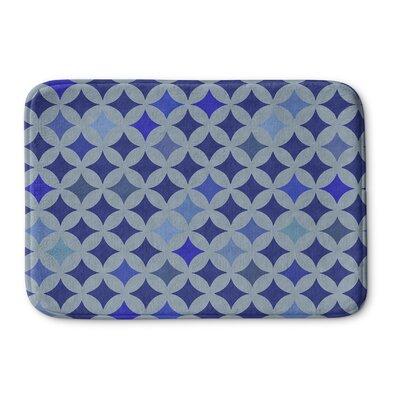 Jonie Memory Foam Bath Rug Size: 17 H x 24 W x 0.75 D