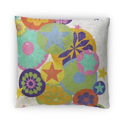 Ball Fleece Throw Pillow Size: 18 H X 18 W X 4 D