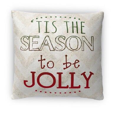 Tis The Season Il Fleece Throw Pillow