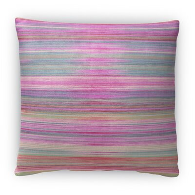 Ishee Fleece Throw Pillow Size: 16