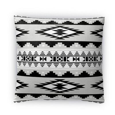Cheroke Fleece Throw Pillow Size: 18