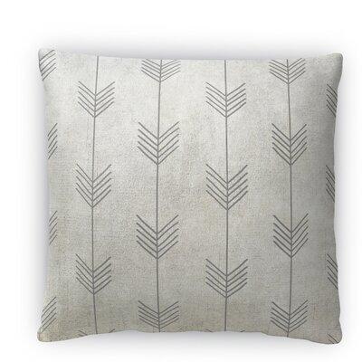 Afternoon Shower Fleece Throw Pillow Size: 16 H x 16 W x 4 D