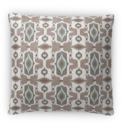 Mojave Fleece Throw Pillow Size: 18 H x 18 W x 4 D