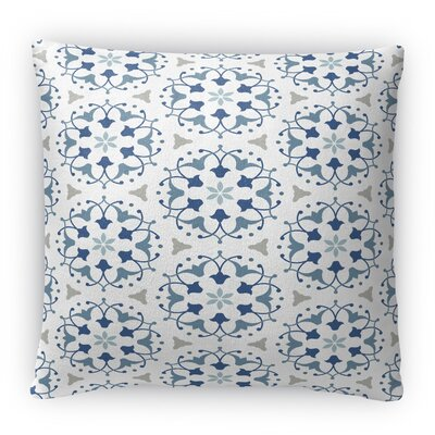 Kaleidoscope Fleece Throw Pillow Size: 16 H x 16 W x 4 D