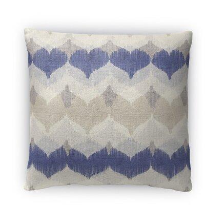 Dylan Fleece Throw Pillow Size: 18 H x 18 W x 4 D