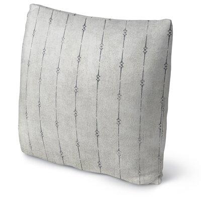 Lineage Fleece Throw Pillow Size: 16 H x 16 W x 4 D