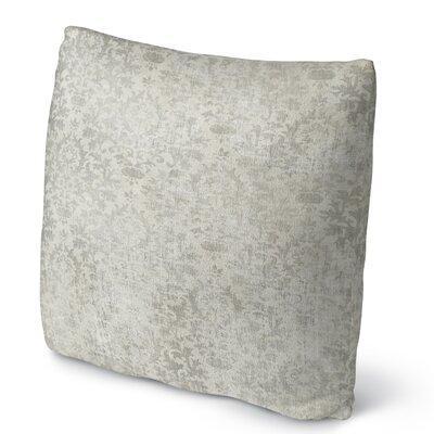 Capri Fleece Throw Pillow Size: 18 H x 18 W x 4 D