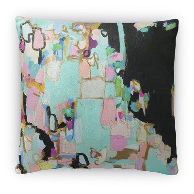 Valley of the Dolls Fleece Throw Pillow Size: 18 H x 18 W x 4 D