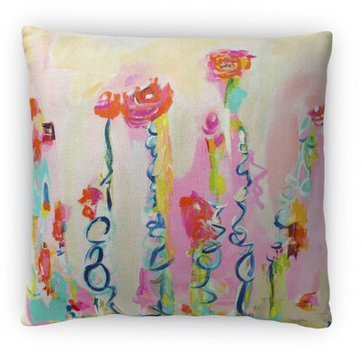 Tomboy Fleece Throw Pillow Size: 16 H x 16 W x 4 D