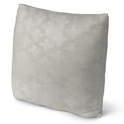 Vasos Fleece Throw Pillow Size: 18 H x 18 W x 4 D