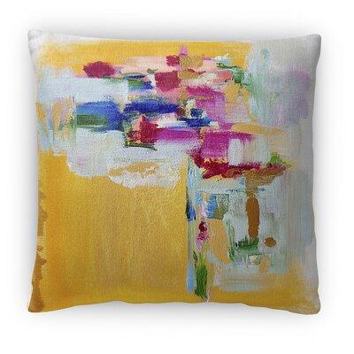 Suggestive Stilettos Fleece Throw Pillow Size: 18 H x 18 W x 4 D