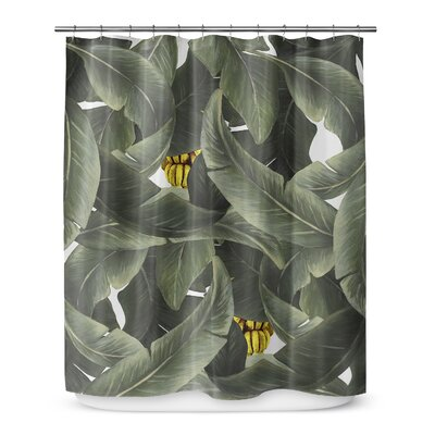 Tropical Dream Shower Curtain