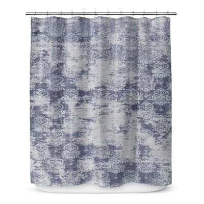 Victoire Woven Shower Curtain