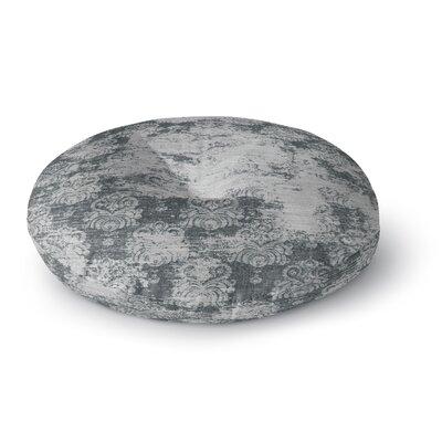 Cataleya Floor Pillow Size: 23 H x 23 W x 9.5 D, Color: Navy
