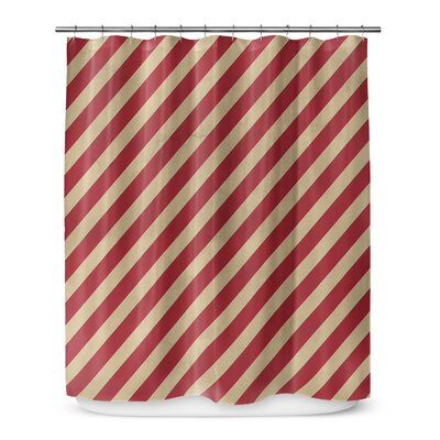 Stripes 72 Shower Curtain