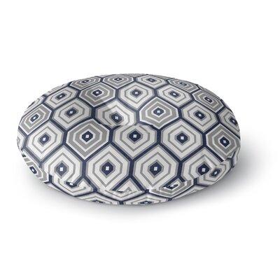 Honey Boo Round Floor Pillow Size: 23 H x 23 W x 9.5 D