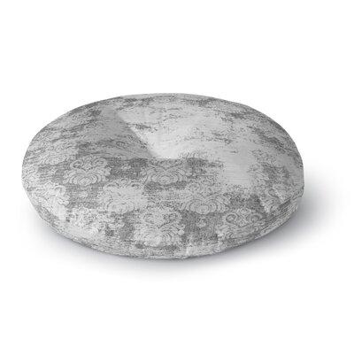 Cataleya Floor Pillow Size: 23 H x 23 W x 9.5 D, Color: Gray