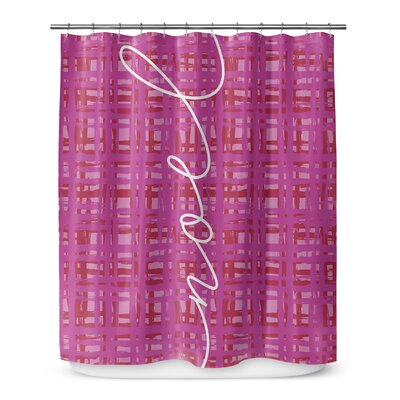 Noel 72 Shower Curtain
