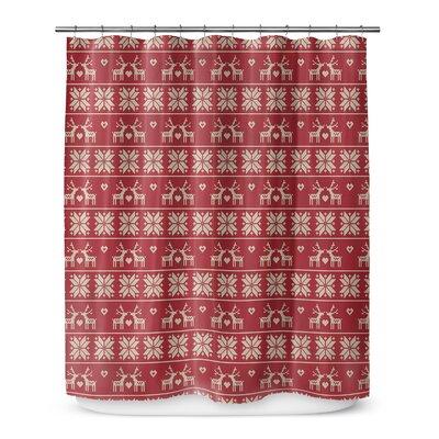 Christmas Love 72 Shower Curtain