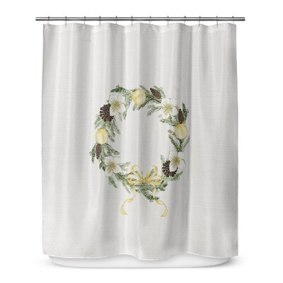 Christmas Reef 72 Shower Curtain