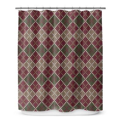 Mollien 72 Shower Curtain