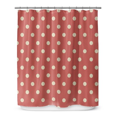 Dots 72 Shower Curtain