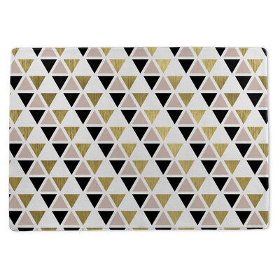Doormat Rug Size: 5 x 7