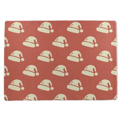 Santa Hat Doormat Rug Size: 3 x 5