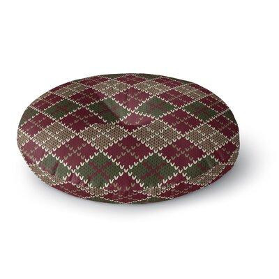 Mollien Floor Pillow Size: 23 H x 23 W x 9.5 D
