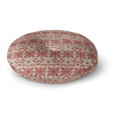 Mollien Floor Pillow Size: 26 H x 26 W x 12.5 D