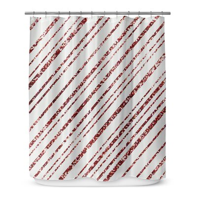 Pascual Glitter 72 Shower Curtain