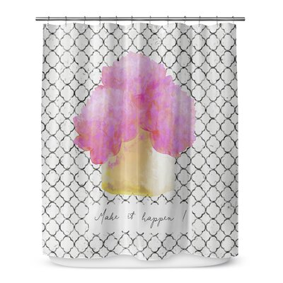 Bomen 90 Shower Curtain