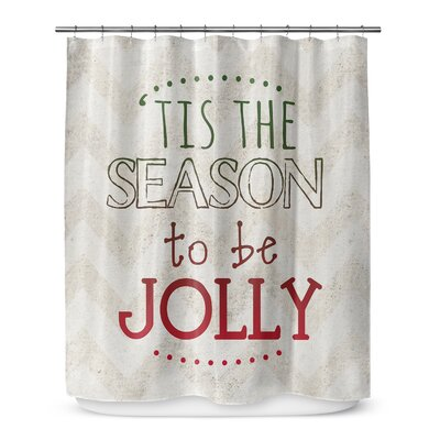 Tis the Season 72 Shower Curtain
