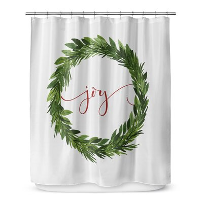 Joy 72 Shower Curtain
