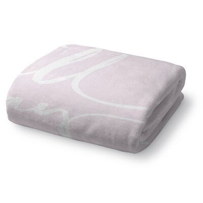 Bomaderry Fleece Throw Blanket Size: 30 W x 40 L