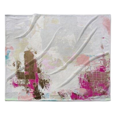 Sherilyn Fleece Throw Blanket Size: 30 W x 40 L