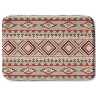 Cabarley Bath Rug Size: 24 W x 36 L, Color: Tan