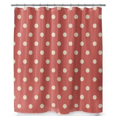 Dots 90 Shower Curtain